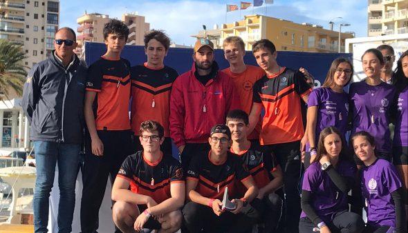Imatge: Juvenils masculins - Reial Club Nàutic Dénia