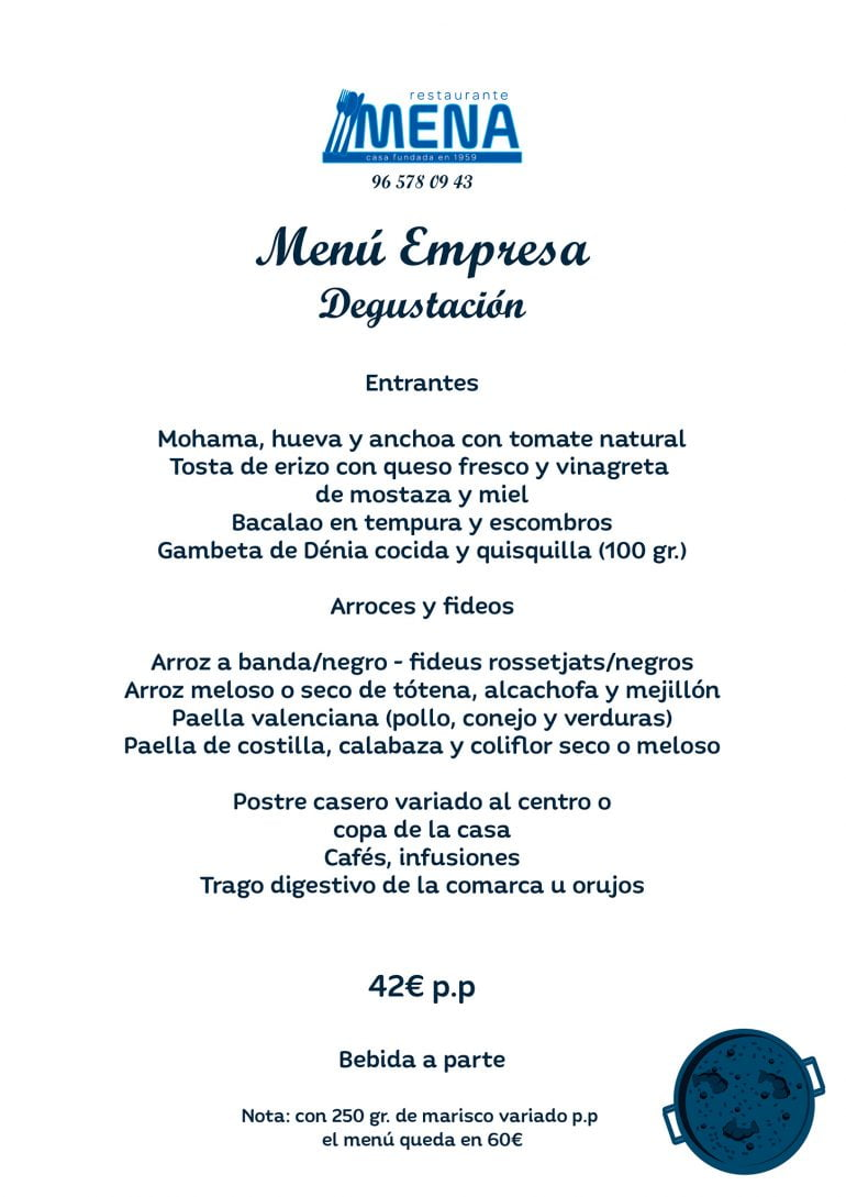 menù-of-business ristorante-Mena-UNESCO-