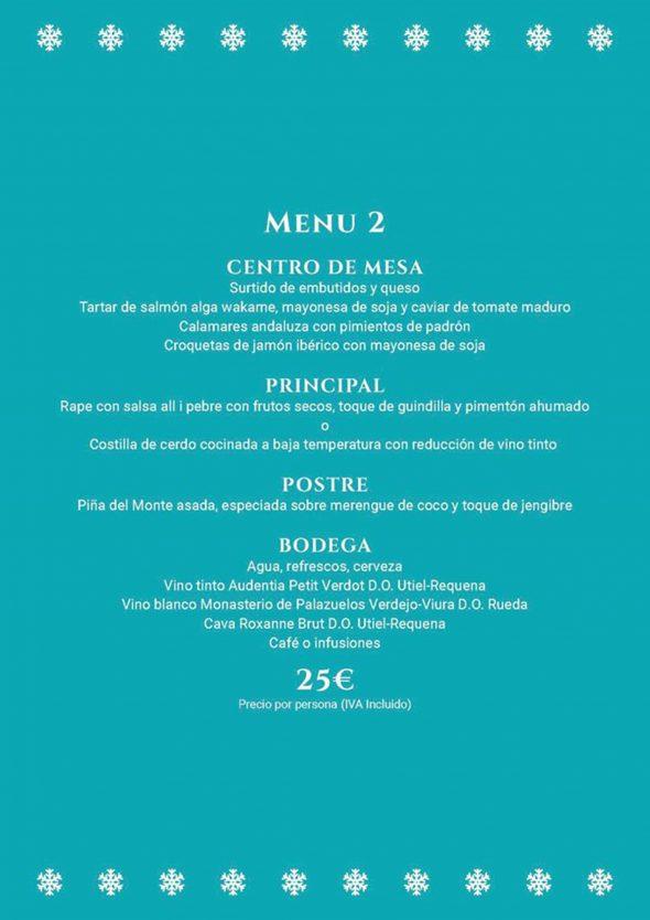Imagen: Menú de empresa por 25€ en Ona Ogisaka Garden