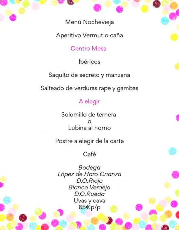 Imagen: Menú de Nochevieja en Dénia - Sandunga 52
