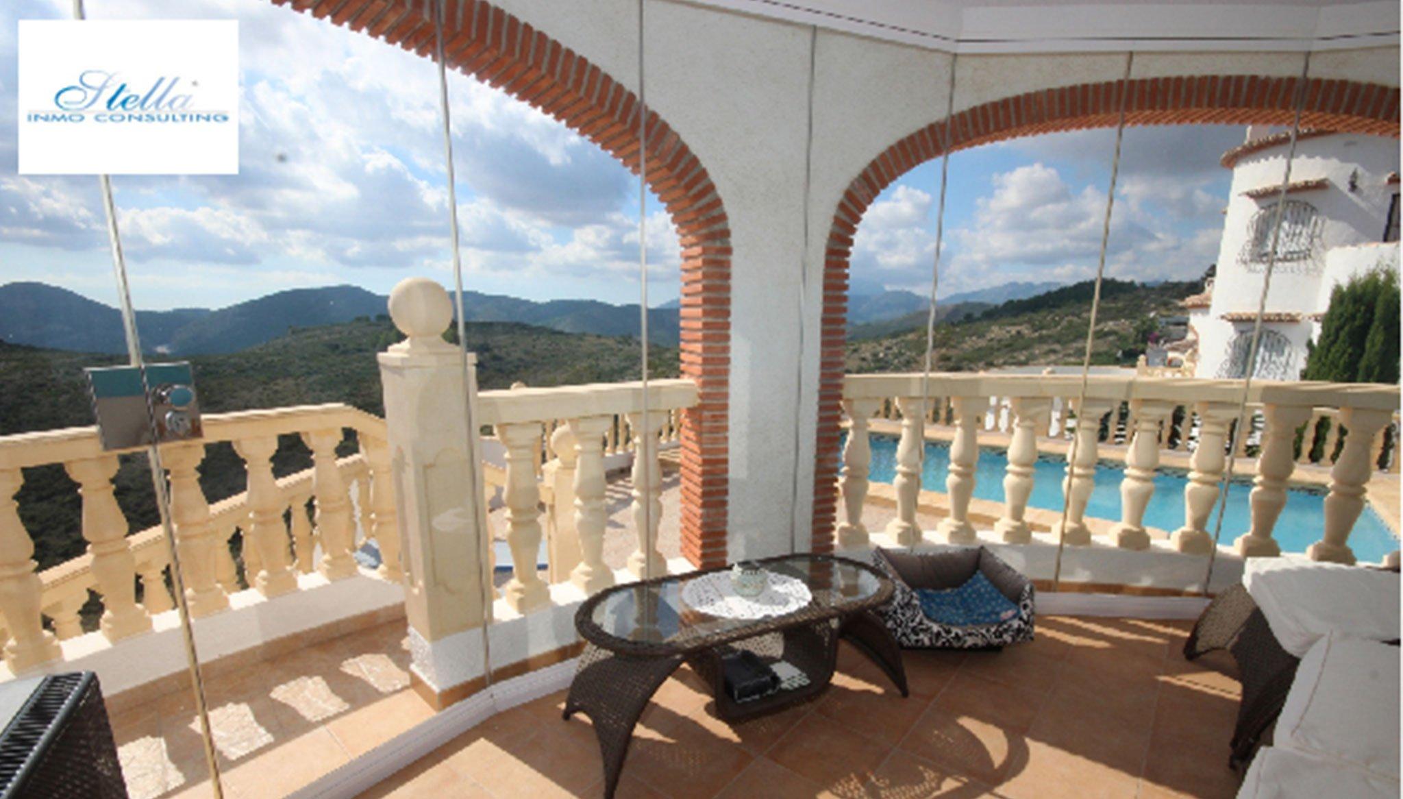 Punto di vista in villa in vendita a Monte Pedreguer - Stella Inmo Consulting