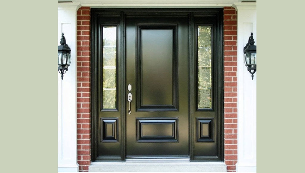 Offer on exterior door - Hermanos Camino