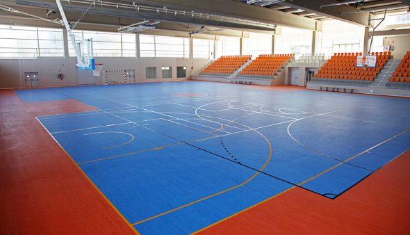 Imagen: Pabellón Polideportivo Municipal de Ondara