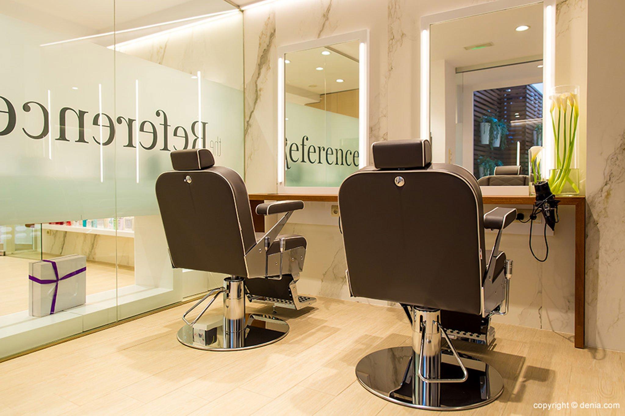 Peluquería y estilismo en Dénia – The Reference Studio