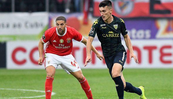 Image: Pepelu in a Portuguese league match