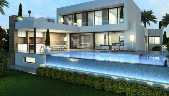 Imatge: Torre de luxe amb piscina a Dénia - Euroholding