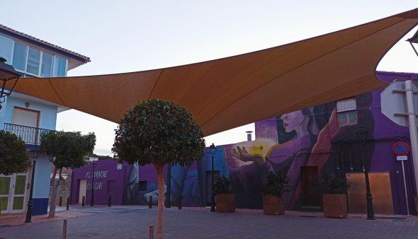 Imagen: Plaza de Jesús Pobre