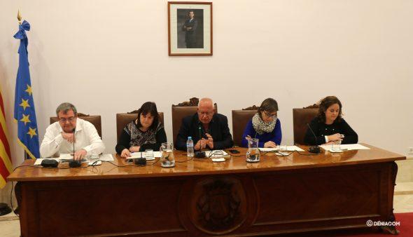 Bild: Plenarsitzung im November