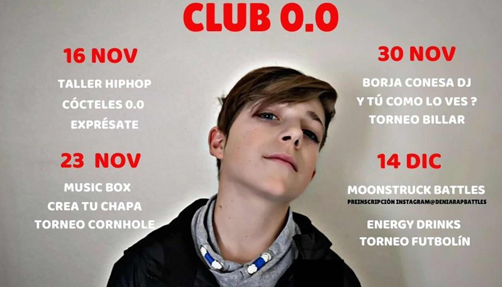 Dissabtes Joves cover