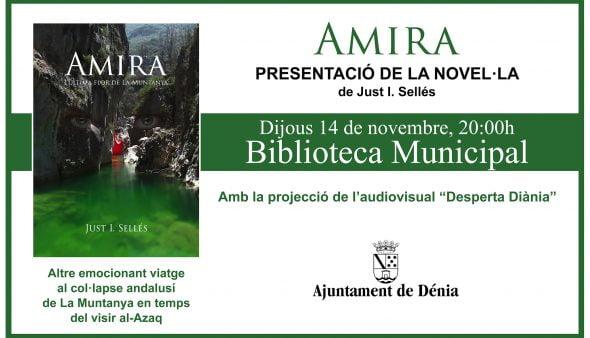 Imagem: Apresentação 'Amira'