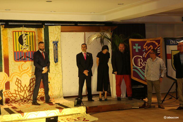 Presentació Capitania Mora 2020 - Filà Abencerrajes 05