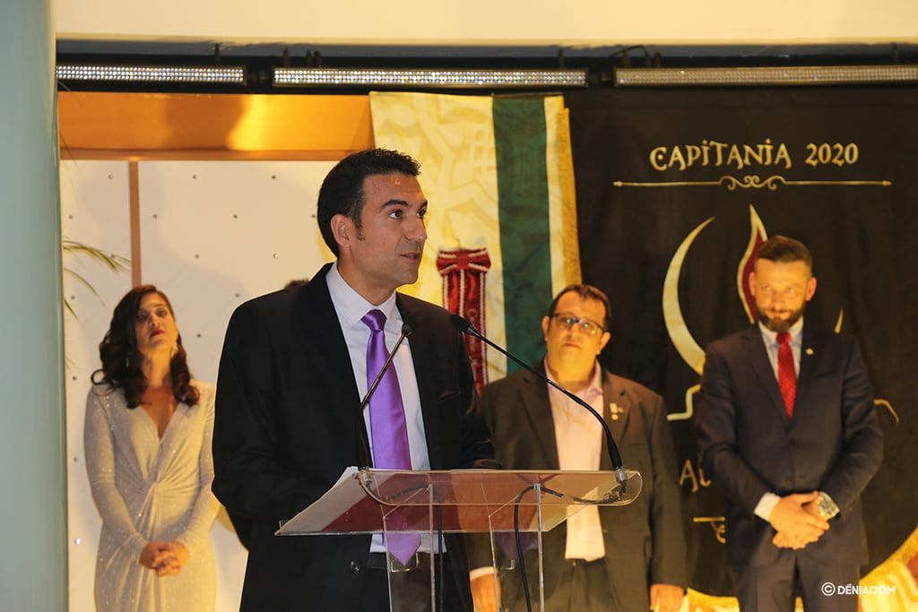 Presentación Capitanía Mora 2020 – Filà Abencerrajes 13