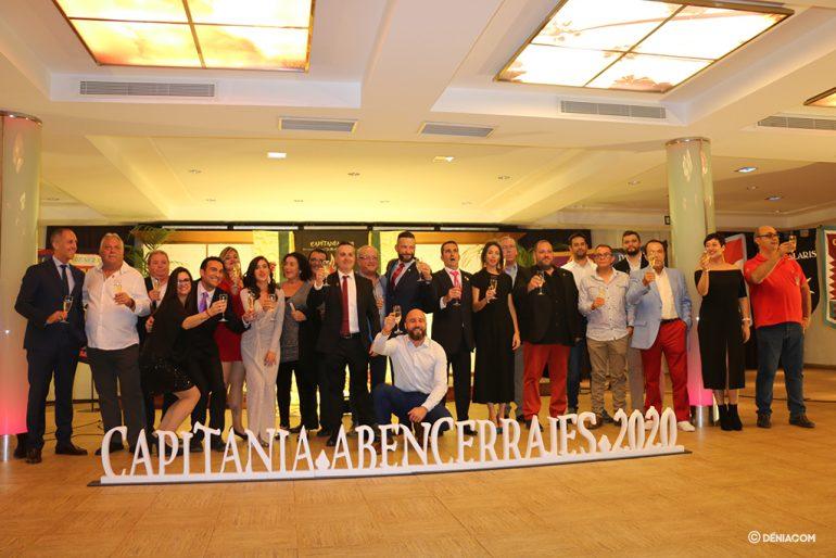 Presentació Capitania Mora 2020 - Filà Abencerrajes 17