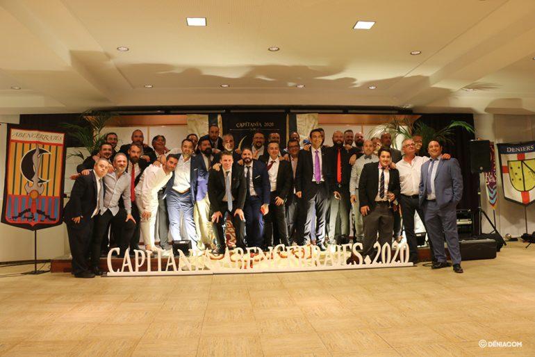 Presentació Capitania Mora 2020 - Filà Abencerrajes 20