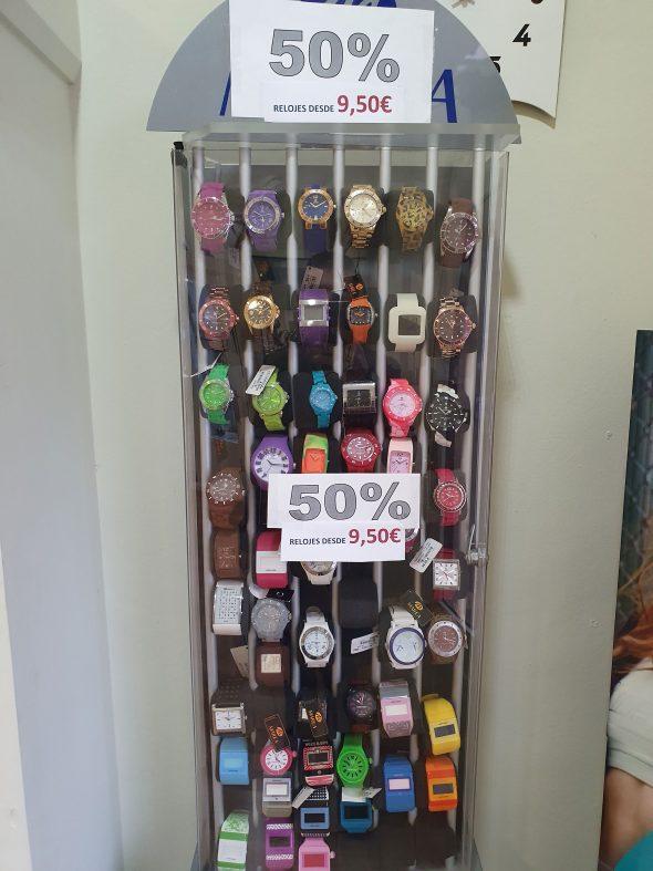 Imagen: Relojes con un 50% de descuento - La Joia