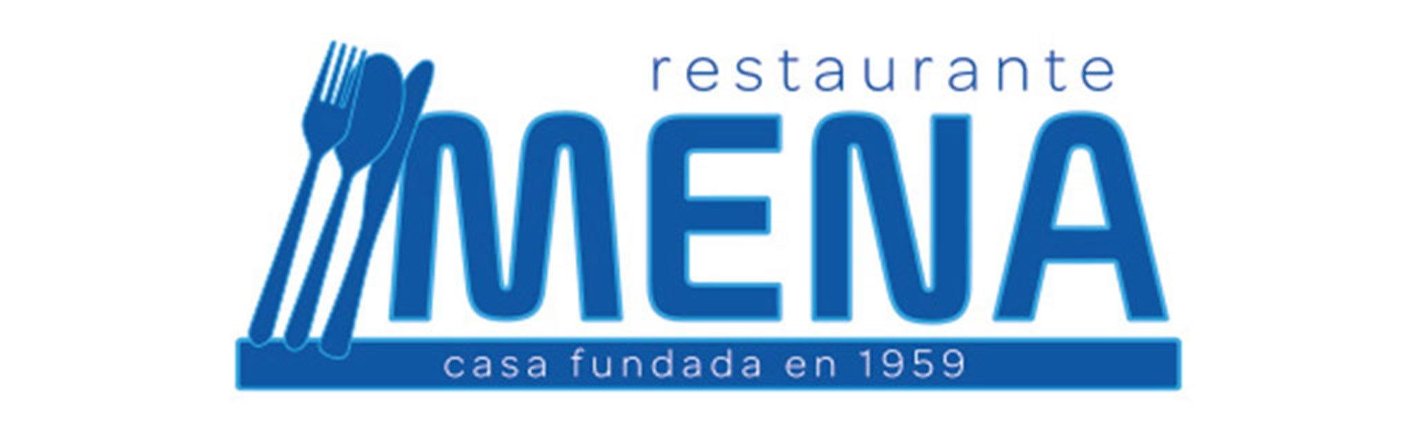 Logotipo Restaurante Mena