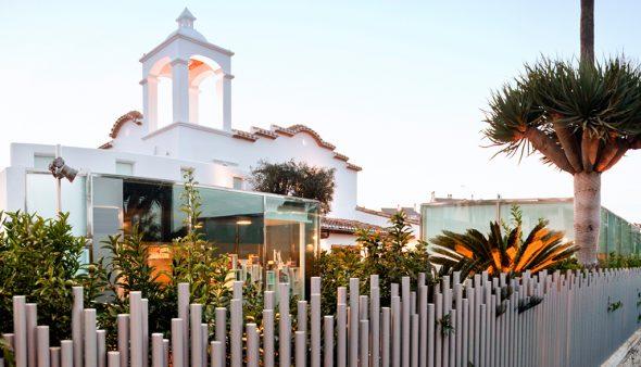 Image: Restaurant Quique Dacosta