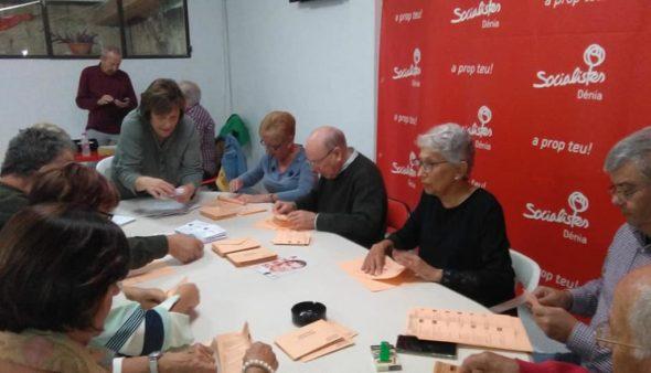 Imagem: Sede da Socialistes Dénia