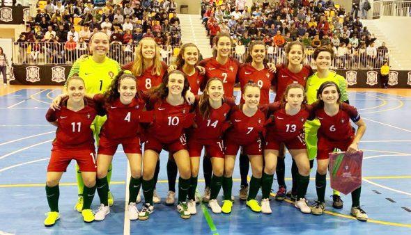 Image: Équipe de football en salle sous-espagnole 21