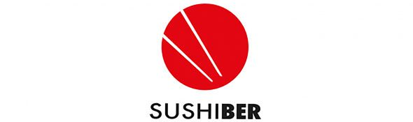 Afbeelding: Sushiber-logo