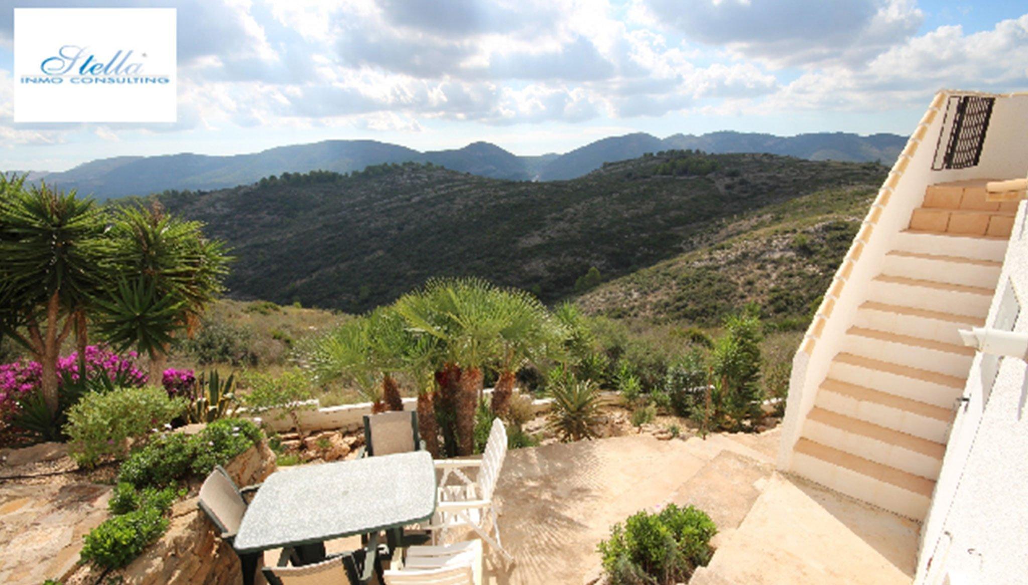 Terrazza in villetta in vendita a Monte Pedreguer - Stella Inmo Consulting