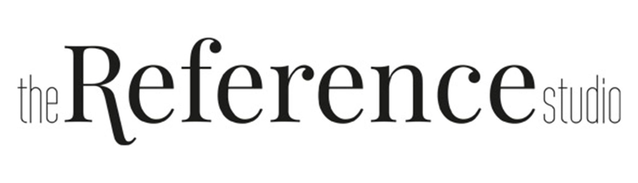 Logotipo The Reference Studio