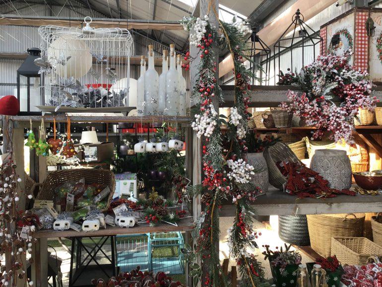 Todo tipos de adornos navideños - Natura Garden