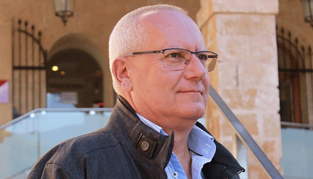 Vicent Grimalt, prefeito de Dénia