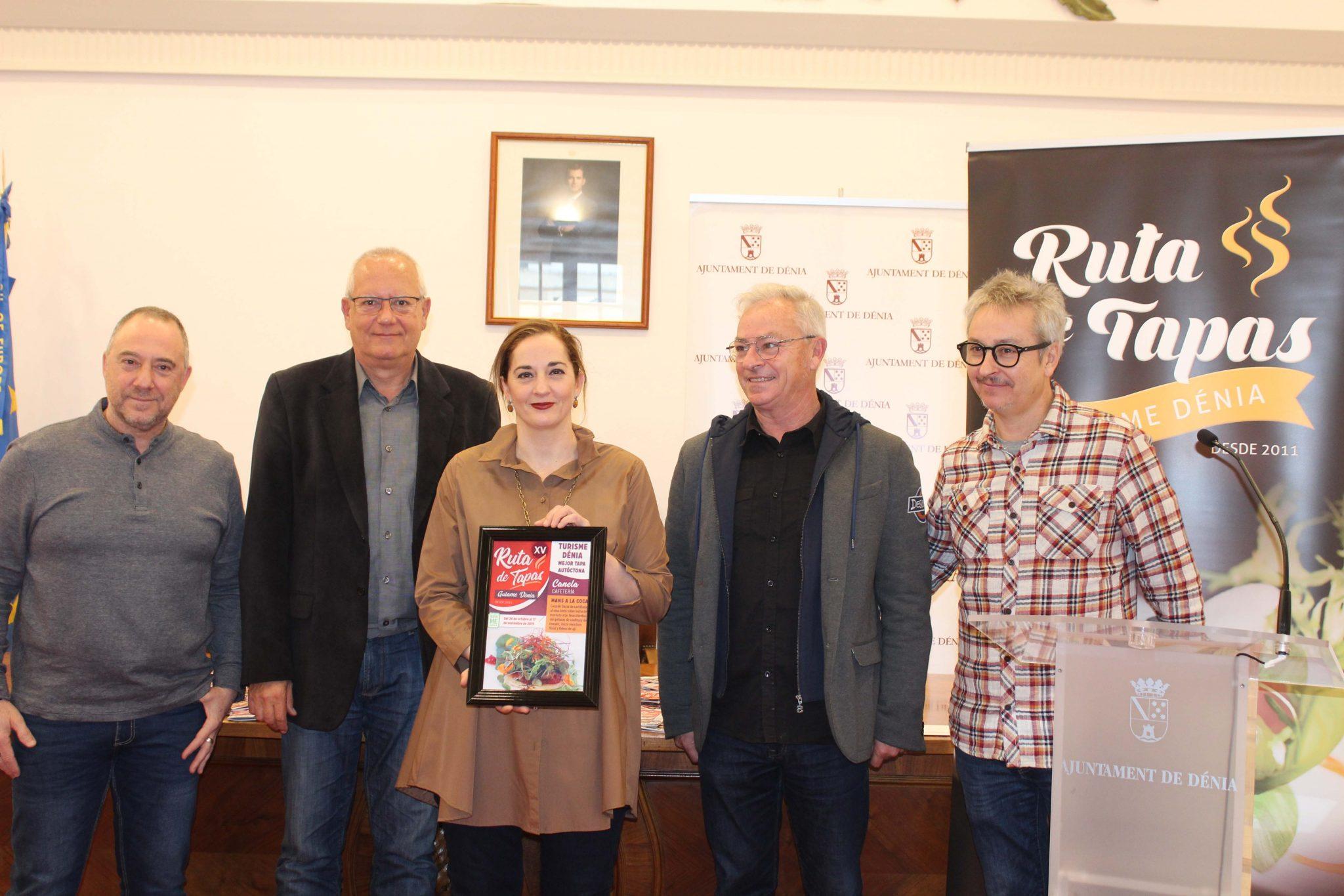 Prix du tourisme à la cannelle