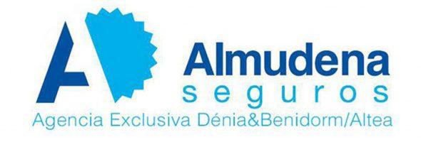 Image: logo Almudena Seguros Dénia Benidorm Altea