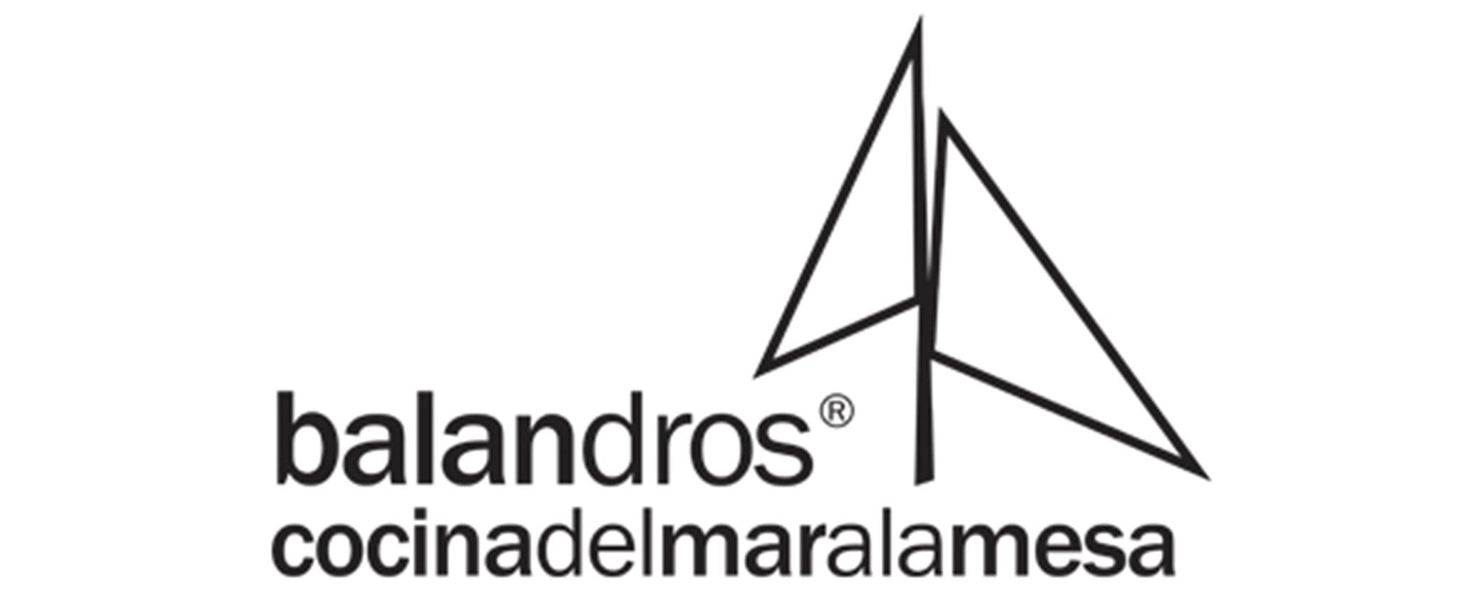 Logotipo del Restaurante Balandros