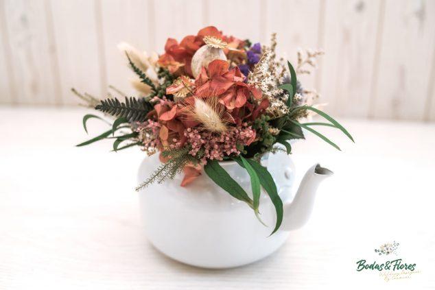 Imatge: Mega Cistella Nadal Dénia.com 2019 - Casaments i Flors - Centre de taula