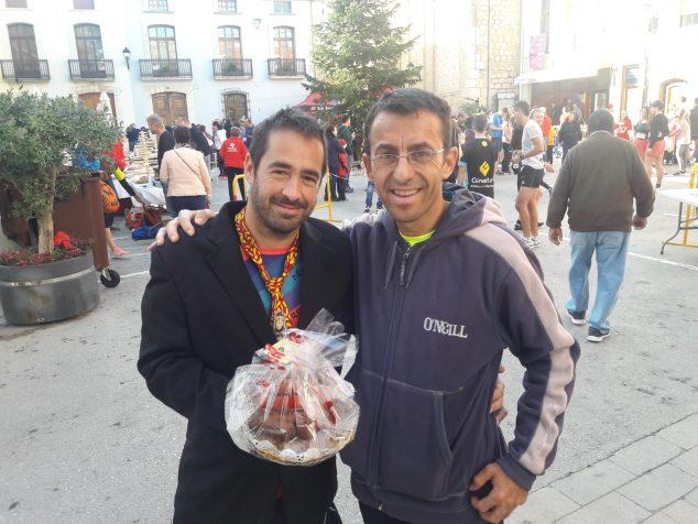 Image: Carlos Sánchez and Toni Herrera