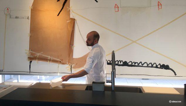 Imagen: Cinco años cocinando en un ático