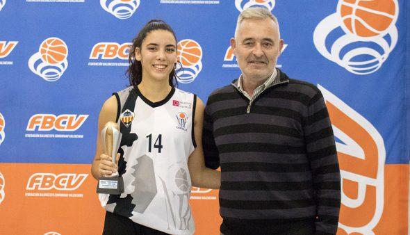 Bild: Claudia Miranda MVP des Finales