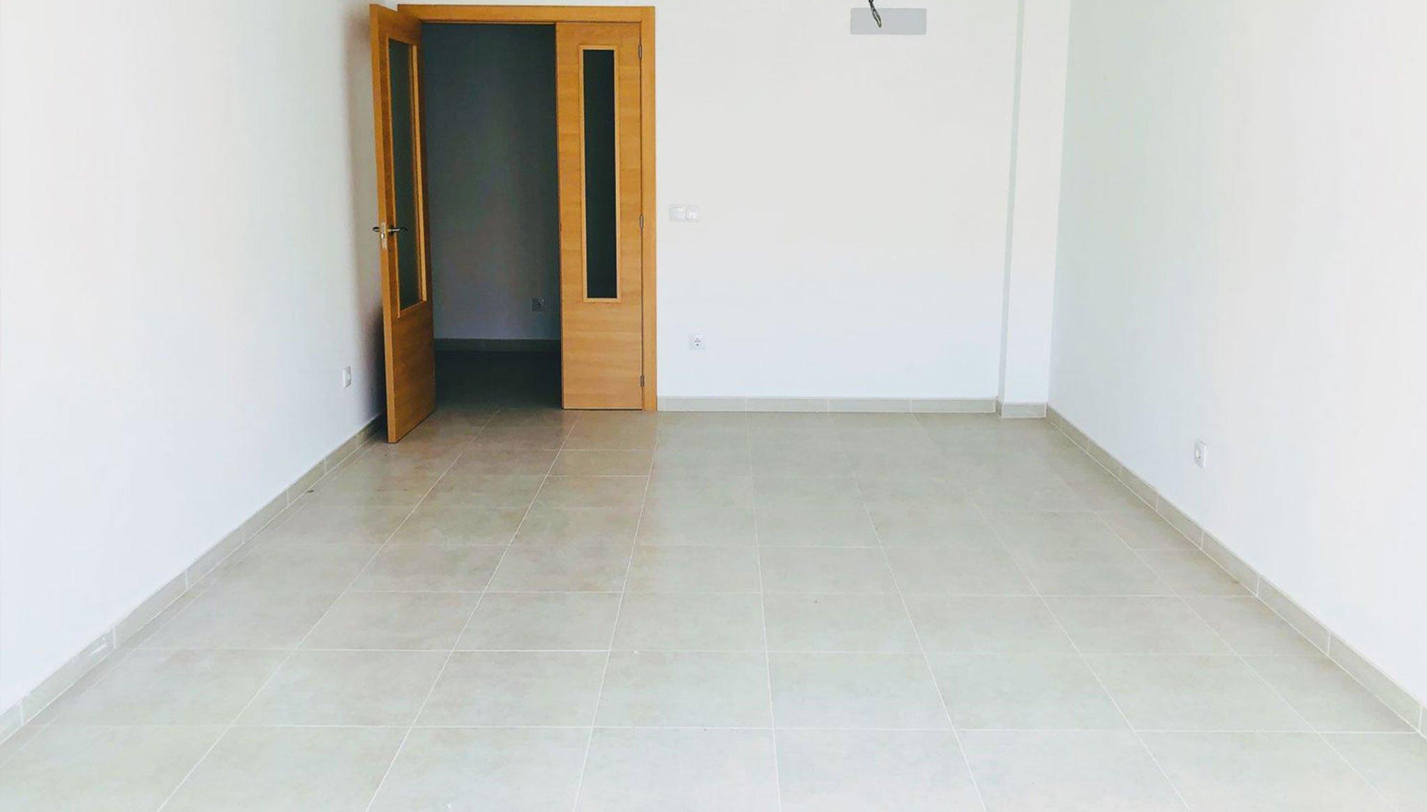 Menjador d'un pis de dues habitacions en venda a Ondara - Mare Nostrum Immobiliària