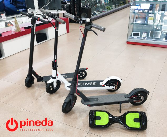 Изображение: Pineda Appliances - Электрические скутеры