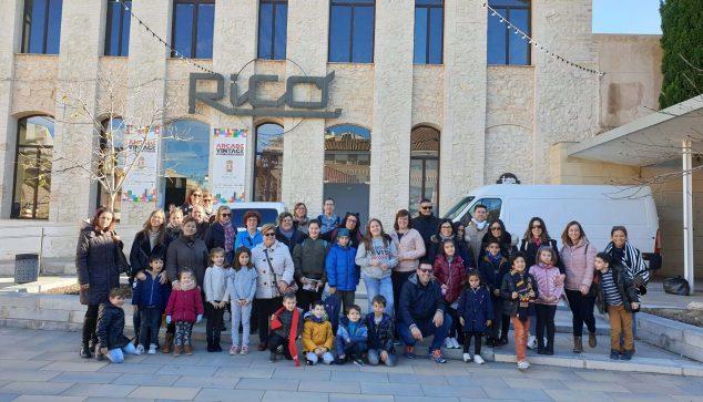 Imagen: Excursión de Juventud a Ibi
