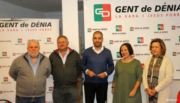 Bild: Gent de Dénia unterstützt einstimmig Donderis