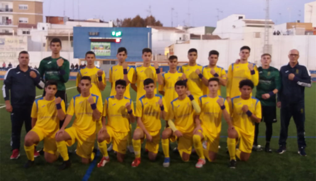 Jugend A der städtischen Fußballschule