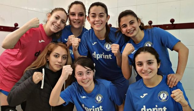 Image: CFS Dianense Women's Youth