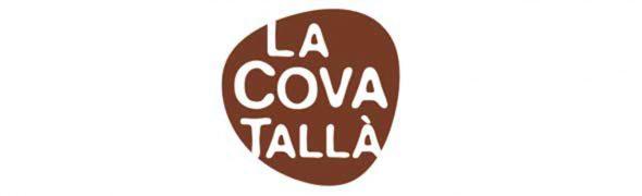 Image: La Cova Tallà logo