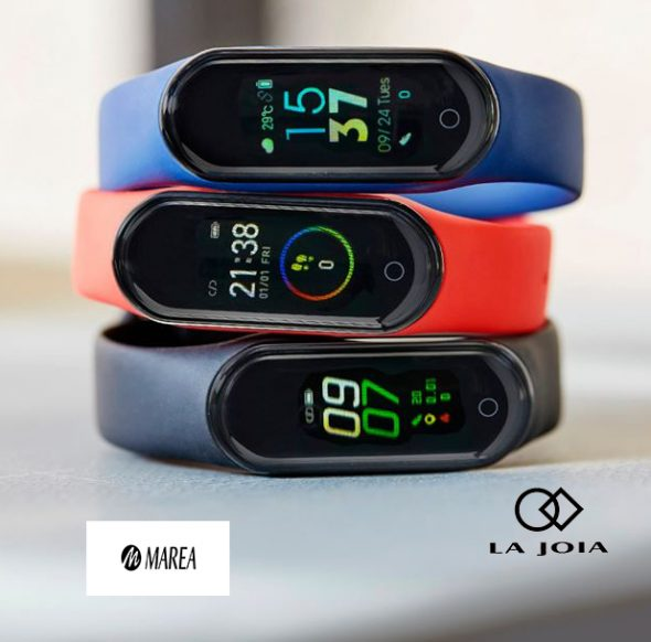Imagen: La Joia - Smartwatches de la marca Marea