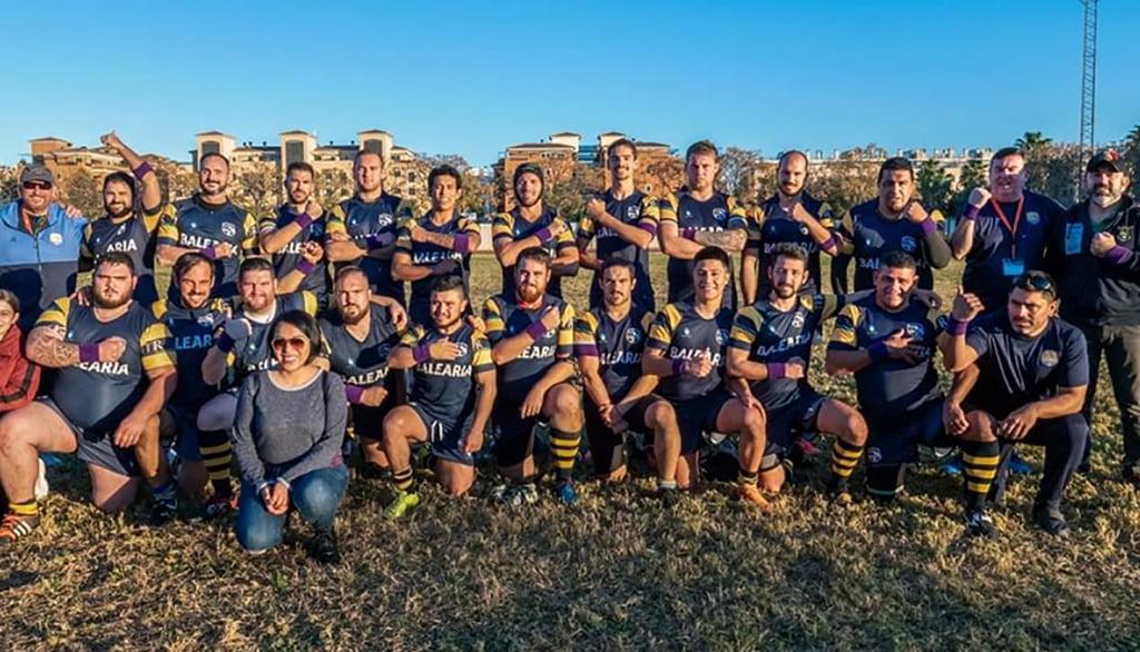 Rugby Club Dénia der älteren Männer