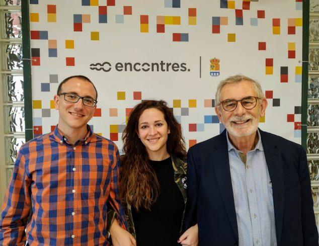 Изображение: Представление Encontres в Beniarbeig MACMA