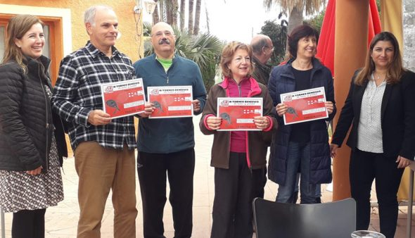Image: Représentants de Càritas, Initiative Betania et Croix-Rouge de Dénia