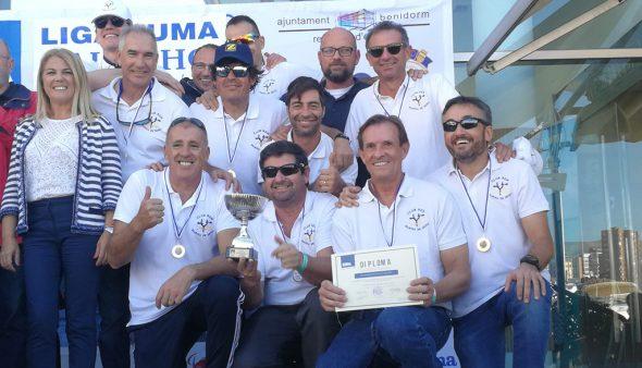 Imatge: Veterans de l'CR Marina de Dénia