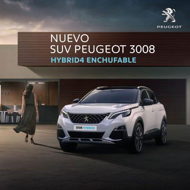 Imatge: Peugeot 3008 híbrid endollable - Peumóvil