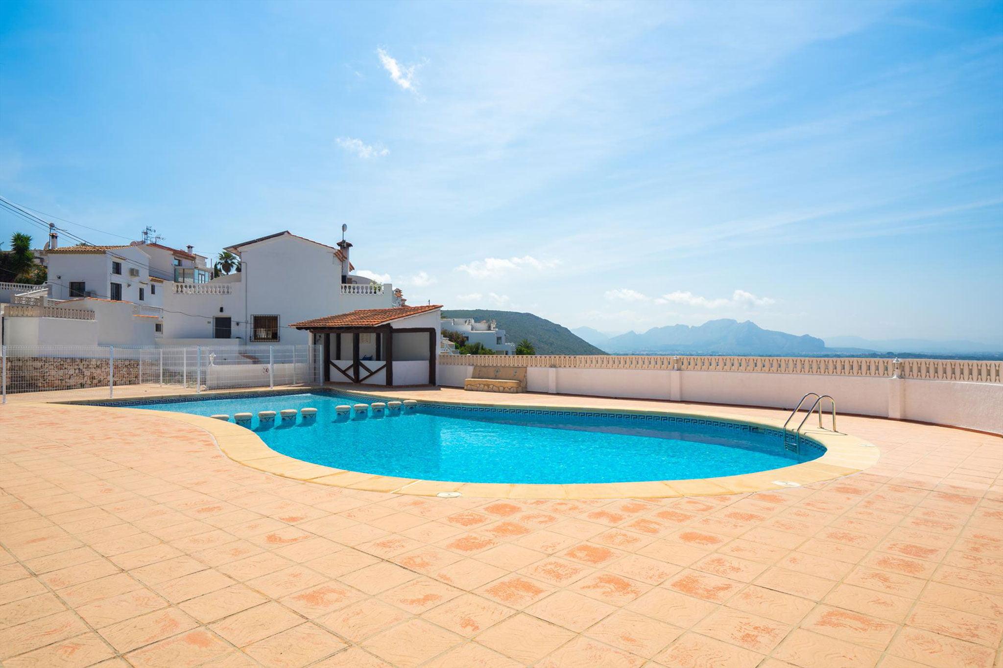 Квартира с общим бассейном в Дении - Aguila Rent a Villa