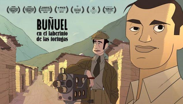 Imagen: Buñuel en el laberinto de las tortugas